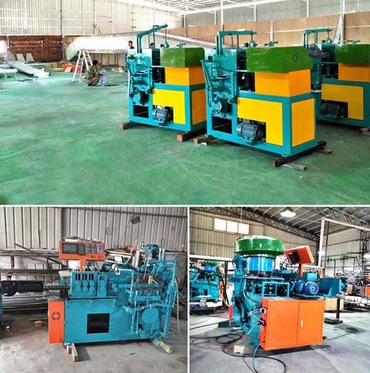 Shuliy hanger machine manufacturing factory