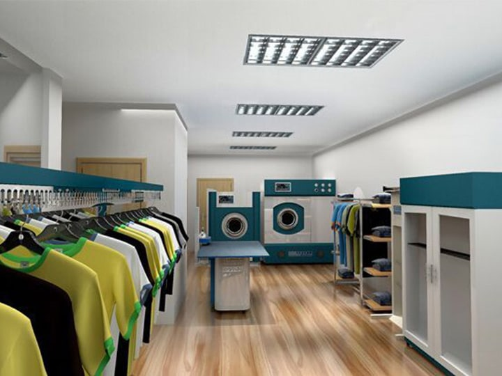 The boom of the dry cleaning industry (2)