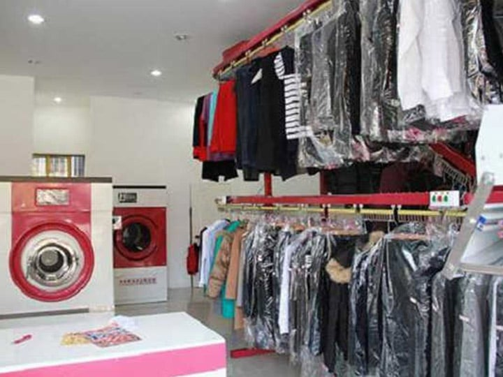 The boom of the dry cleaning industry