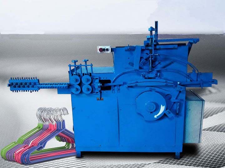 cloth hanger making machine (2)