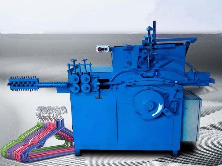 cloth hanger making machine (2)