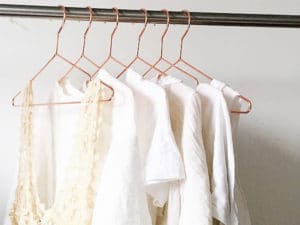 cloth hangers and cloth