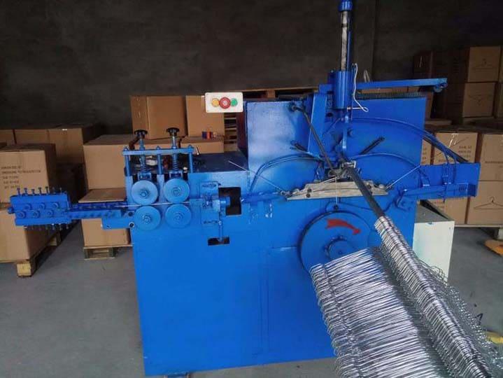 wire hanger making machine for sale