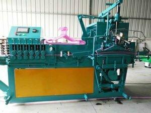 cloth hanger making machine