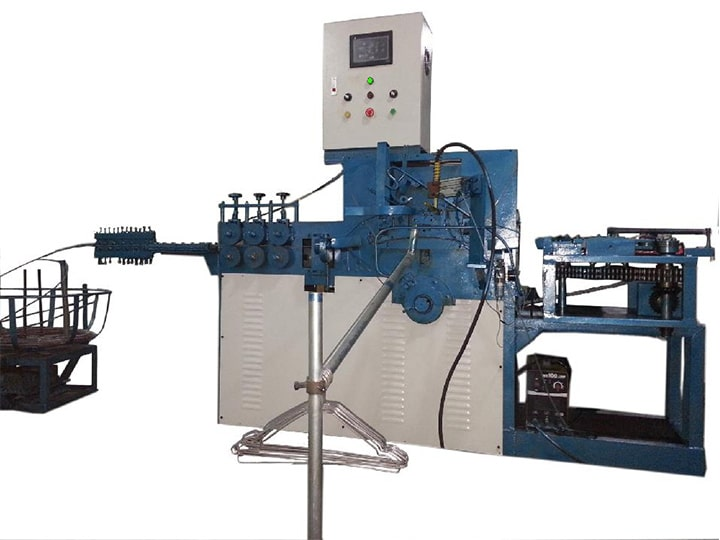 hanger forming machine