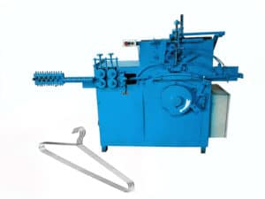 the hanger making machine (2)