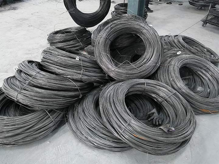 the raw materials for making hangers