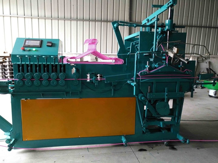 hanger forming machine for sale