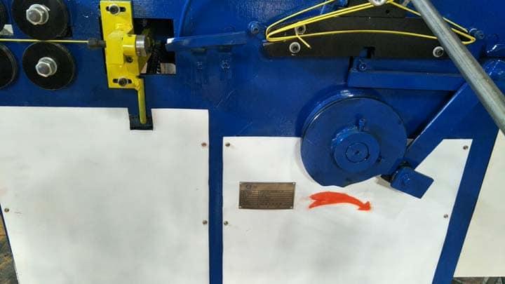 hanger machine details