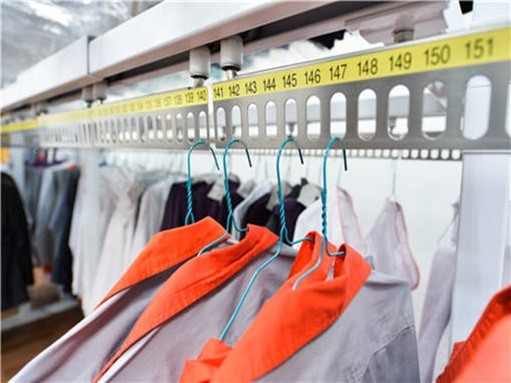 wire hangers for dry cleaners